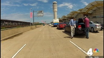Road Traffic Woes at Reagan National Airport
