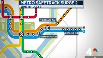 SafeTrack Has Major Impact on Metro
