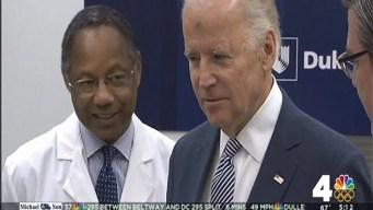 Biden to Host Cancer Summit at Howard U.
