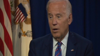 'She's Gonna Win': Vice President Biden on the Presidential Election