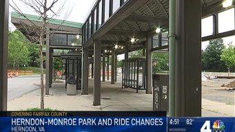 Changes Planned at Herndon-Monroe Park and Ride