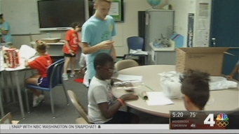 STEM Camp Teaches, Inspires Deaf Students