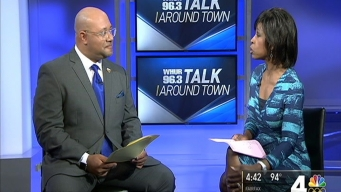Talk Around Town: Michelle Obama, Mothers of the Movement and Freddie Gray Case