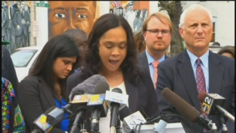 Prosecutors Drop All Charges Against Officers Charged in Freddie Gray Case