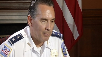 Assistant Police Chief Peter Newsham Discusses Being Named Interim Chief