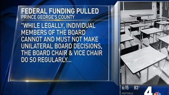 Calls for School Board Changes in Prince George's County