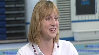 RAW: Katie Ledecky Talks About Success and What's Next