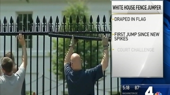 Judge Rules Jumping Over White House Fence Is Not Free Speech