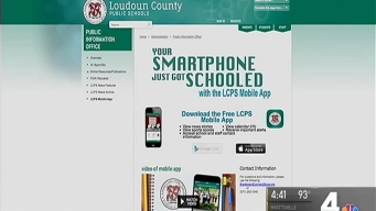 Tap the App for Loudoun School Information