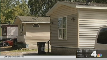 Trailer Park Residents Being Evicted Because of Sewage Problems