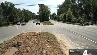 Traffic Safety Improvements Along River Road