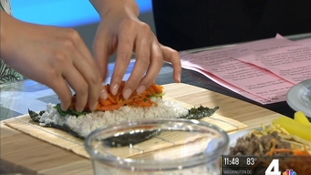 'Cook Korean' Shares Traditional Food in a New Way