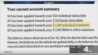 Woman's Premium Payments Refunded When Insurance Doesn't Cover Dental Implants