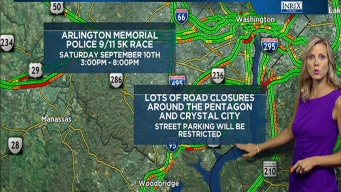 Road Closures for Tributes, Celebrations This Weekend