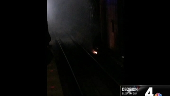 Fire Reported at Metro Center Station