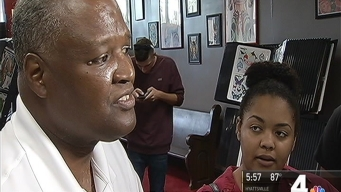 Prince George's County Exec Gets Tattoo to Support Wife With Dementia
