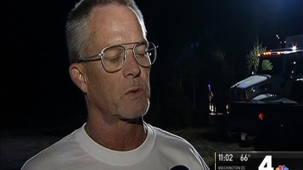Witness Describes Moments Before Fatal Plane Crash