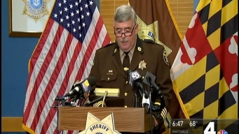 Howard County Sheriff Refuses to Resign