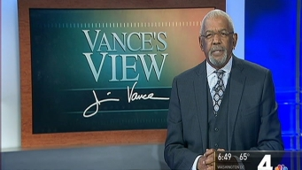 Jim Vance Shares His Experience at African American Museum
