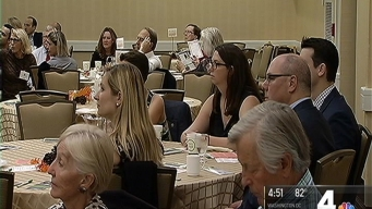 Group Hosts Breakfast for Domestic Violence Awareness