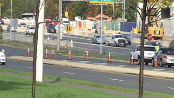 Construction Work Extended on Sunrise Valley Drive Near Herndon