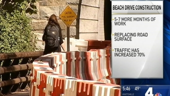 News4 Get Update on Beach Drive Progress