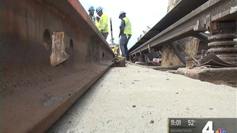 Surge 10: Metro Repairs to Shut Down Part of Red Line