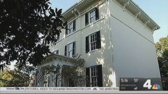 Historic Va. Mansion Is Up for Sale -- But It May Be Haunted
