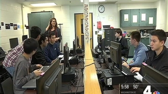 Virginia Students Learn to Repair Computers for Families in Need
