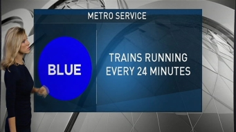What to Expect on Metro This Weekend