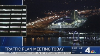Officials to Discuss Traffic Plan for MGM Casino