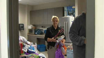 'Operation Blue Christmas' Underway in Spotsylvania County