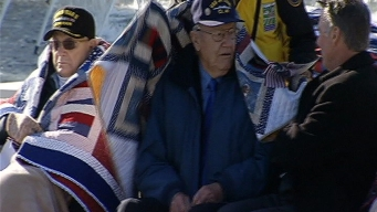 95-Year-Old Pearl Harbor Survivor Shares His Story