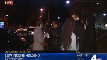 People Line Up for Chance at Affordable DC Housing