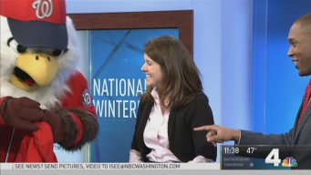 Washington Nationals' Winterfest Returns This Weekend
