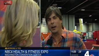 Health & Fitness Expo Opens!