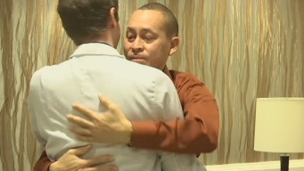Medical Student Meets Man Who Received His Kidney