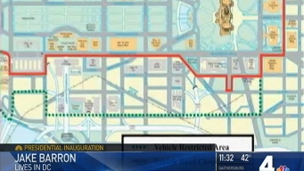 Inauguration Traffic: Road, Metro Closures