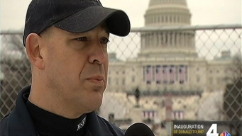 Security Officials, Protesters Prepare for Inauguration