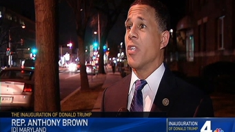 Rep. Anthony Brown Explains Decision Not to Attend Inauguration