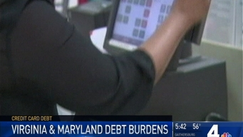 Report: Virginia Among States With Highest Debt Burden