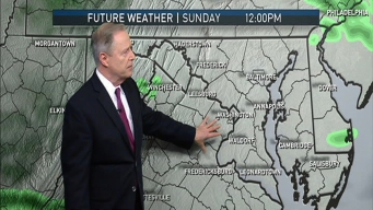 Morning Weather, January 21, 2017