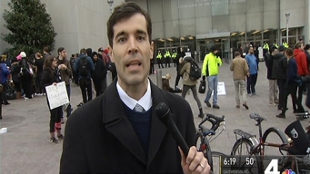 Felony Charges Filed Against Inauguration Rioters