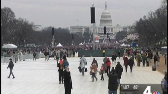 Controversy Over Inauguration Crowd Size