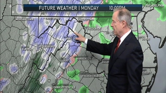 Morning Weather, January 22, 2017
