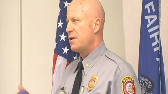 RAW: Chief Details Shooting of Fairfax Co. Police Cruiser