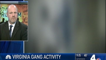 Growning Concerns with Virginia Gang Activity