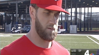 Bryce Harper Knows What Went Wrong in 2016