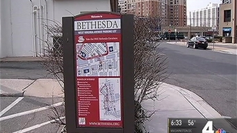 Effort to Turn Bethesda Parking Lots Into Parks Gains Momentum