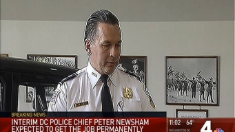 DC Mayor Picks Peter Newsham for Police Chief